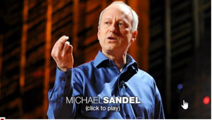 Michael Sandel: The lost art of democratic debate